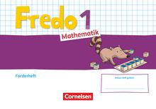 Fredo - Mathematik - Forderheft - 1. Schuljahr