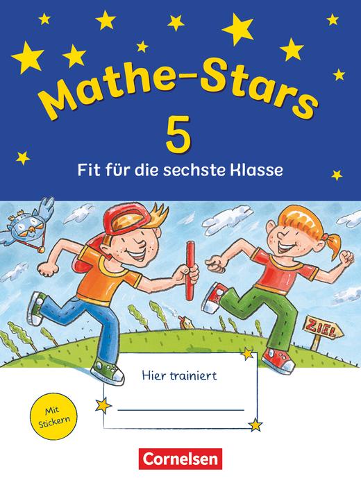 Mathe-Stars - Fit für die 6. Klasse - Übungsheft