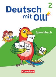 Deutsch mit Olli - Sprache 2-4 - Ausgabe 2021