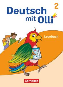 Deutsch mit Olli - Lesen 2-4 - Ausgabe 2021