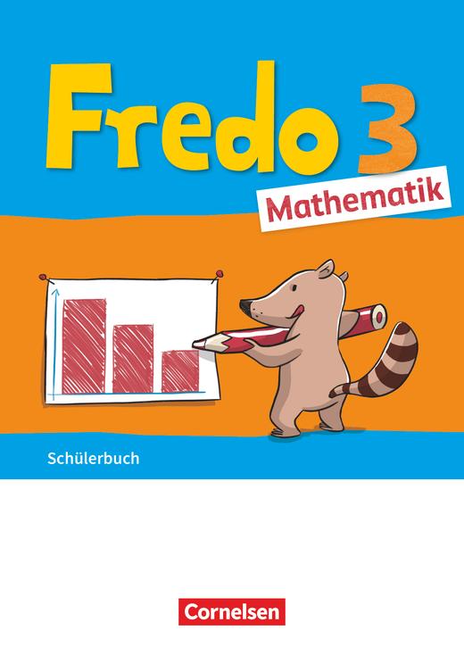 Fredo - Mathematik - Schülerbuch - 3. Schuljahr