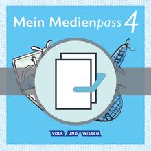 Sprachfreunde - Mein Medienpass - Arbeitsheft Medienkompetenz für Deutsch, Mathematik und Sachunterricht - 4. Schuljahr