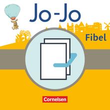 Jo-Jo Fibel - Mein Medienpass - Arbeitsheft Medienkompetenz für Deutsch, Mathematik und Sachunterricht