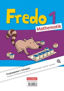 Fredo - Mathematik - Produktpaket - 1. Schuljahr