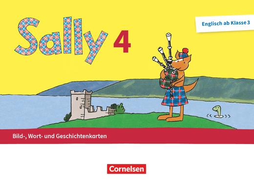 Sally - Bild-, Wort- und Geschichtenkarten - 4. Schuljahr
