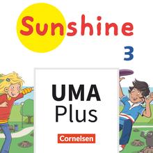 Sunshine - Unterrichtsmanager Plus online (Demo 90 Tage) - 3. Schuljahr