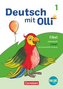 Deutsch mit Olli - Erstlesen - Ausgabe 2021