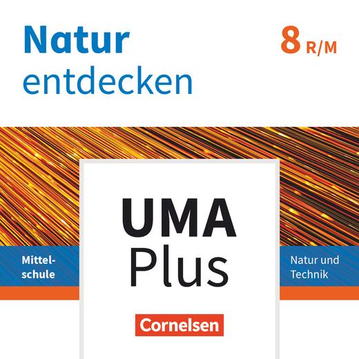 Natur entdecken - Neubearbeitung - Unterrichtsmanager Plus - mit Download für Offline-Nutzung - 8. Jahrgangsstufe