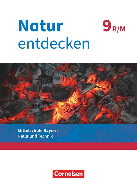 Natur entdecken - Neubearbeitung - Unterrichtsmanager Plus - mit Download für Offline-Nutzung - 9. Jahrgangsstufe