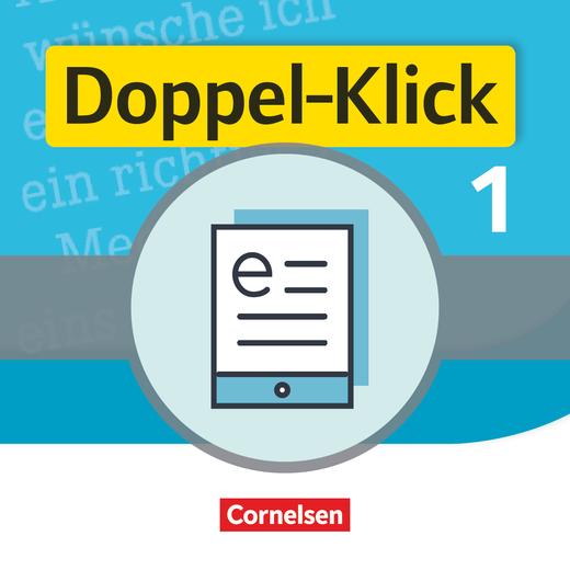 Doppel-Klick - Schülerbuch als E-Book - Band 1: 5. Schuljahr