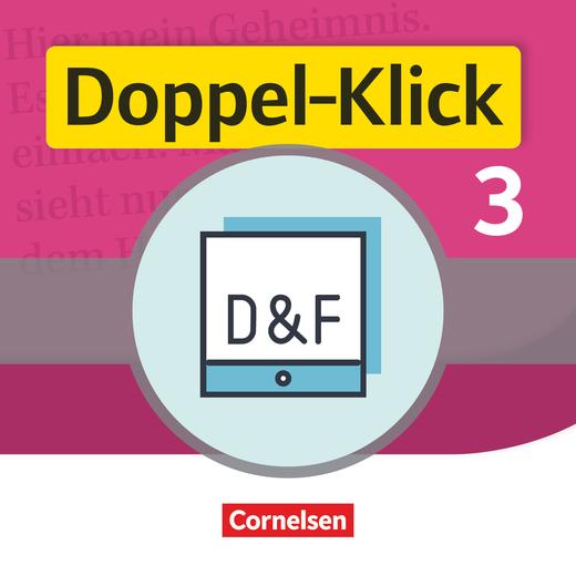 Doppel-Klick - Diagnose und Fördern online - Band 3: 7. Schuljahr