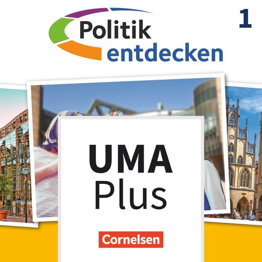 Politik entdecken - Unterrichtsmanager Plus online (Demo 90 Tage) - Band 1