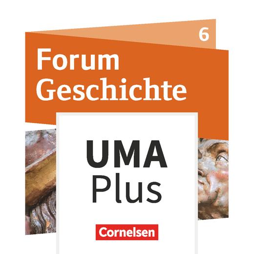 Forum Geschichte - Neue Ausgabe - Unterrichtsmanager Plus online (Demo 90 Tage) - 6. Schuljahr