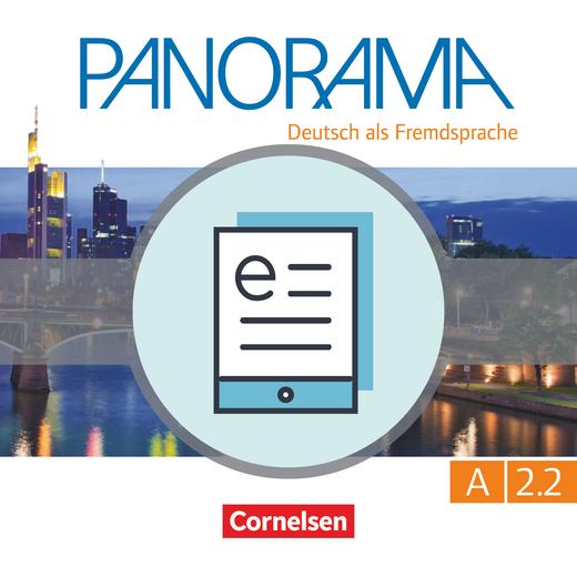Panorama - Kursbuch als E-Book - A2: Teilband 2