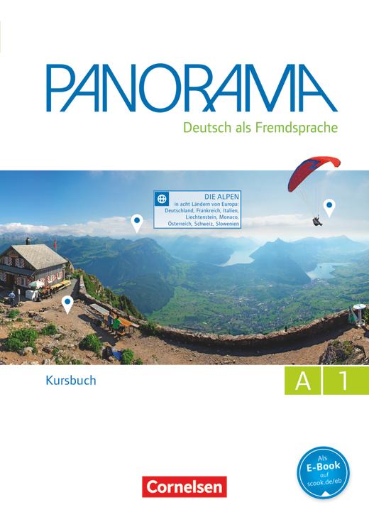 Panorama - Kursbuch - A1: Gesamtband