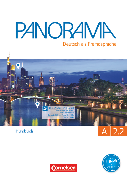 Panorama - Kursbuch - A2: Teilband 2