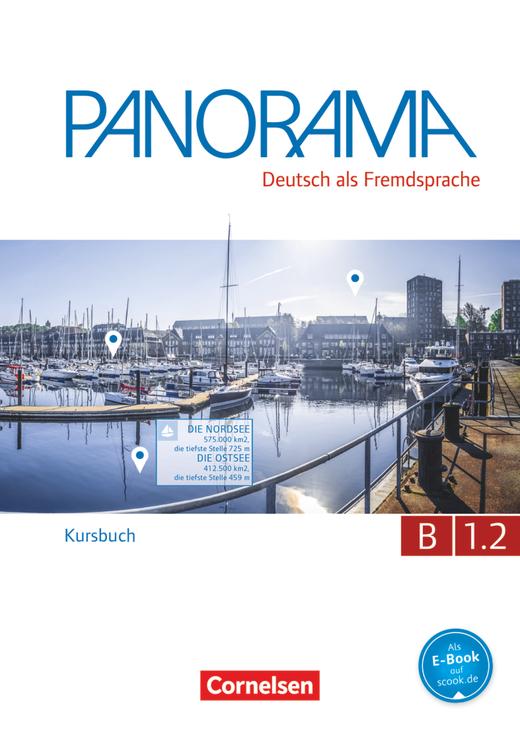 Panorama - Kursbuch - B1: Teilband 2