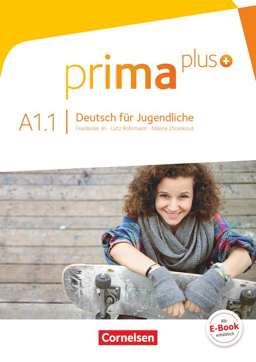 Prima plus - Schülerbuch - A1: Band 1