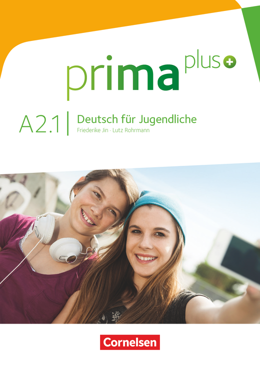 Prima plus - Schülerbuch - A2: Band 1