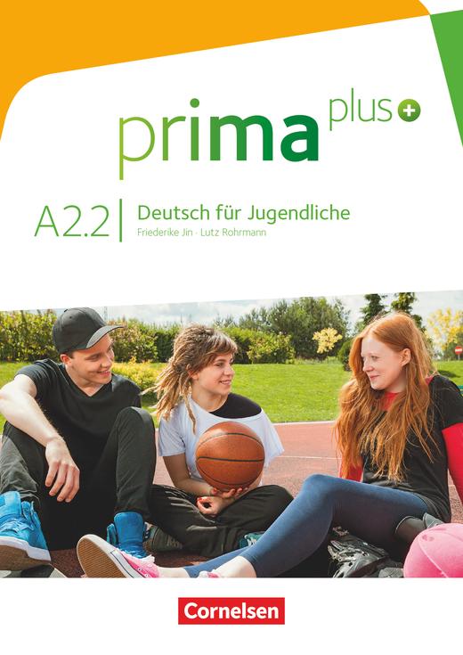 Prima plus - Schülerbuch - A2: Band 2