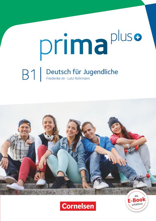 Prima plus - Schülerbuch - B1: Gesamtband