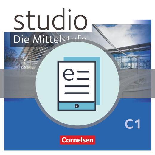 Studio: Die Mittelstufe - Kursbuch als E-Book - C1
