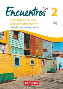 Encuentros - Klassenarbeitstrainer - Band 2