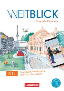 Weitblick - Kurs- und Übungsbuch - B1+