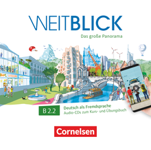 Weitblick - Audio-CDs - B2: Band 2