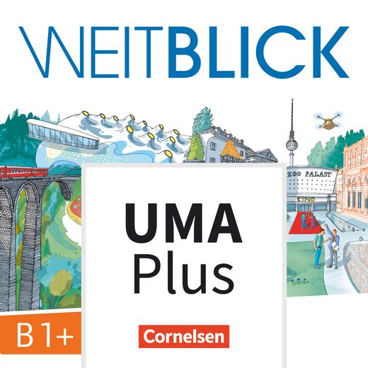 Weitblick - Unterrichtsmanager Plus - mit Download für Offline-Nutzung - B1+