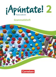¡Apúntate! - Grammatikheft - Band 2