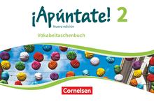 ¡Apúntate! - Vokabeltaschenbuch - Band 2