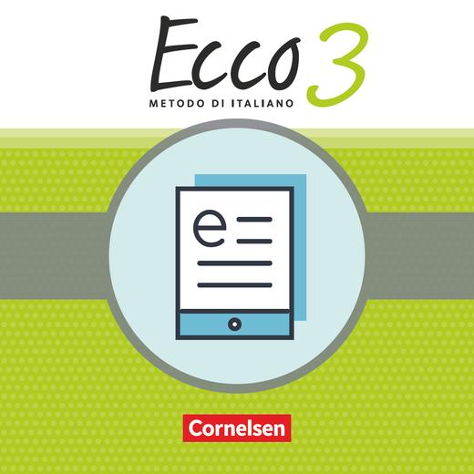 Ecco - Schülerbuch als E-Book - Band 3