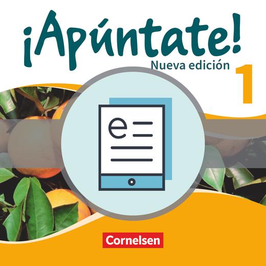 ¡Apúntate! - Schülerbuch als E-Book - Band 1
