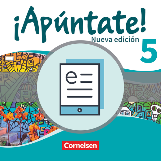 ¡Apúntate! - Schülerbuch als E-Book - Band 5