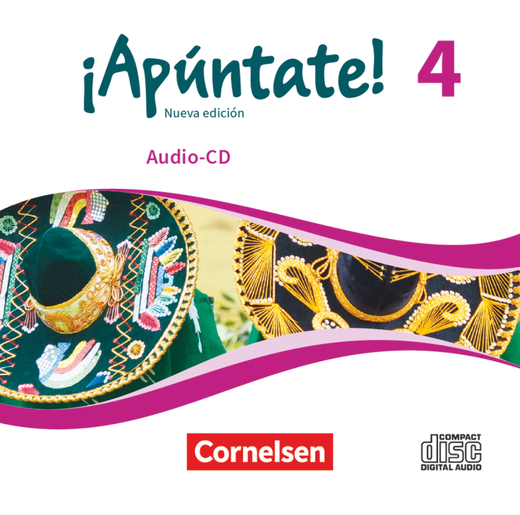 ¡Apúntate! - Audio-CDs - Band 4