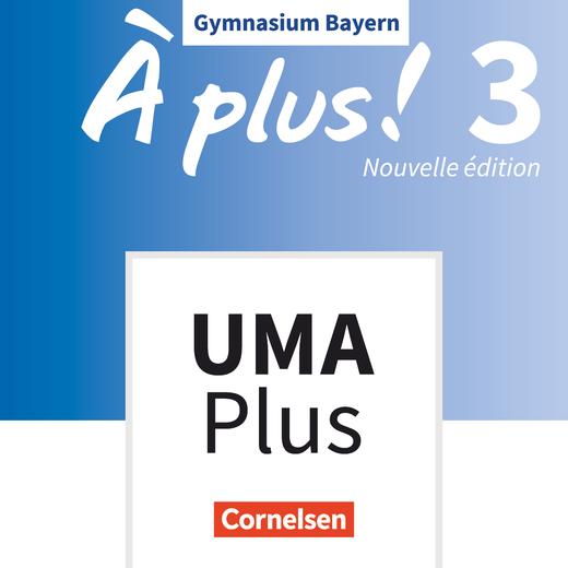 À plus ! - Unterrichtsmanager Plus - mit Download für Offline-Nutzung - Band 3