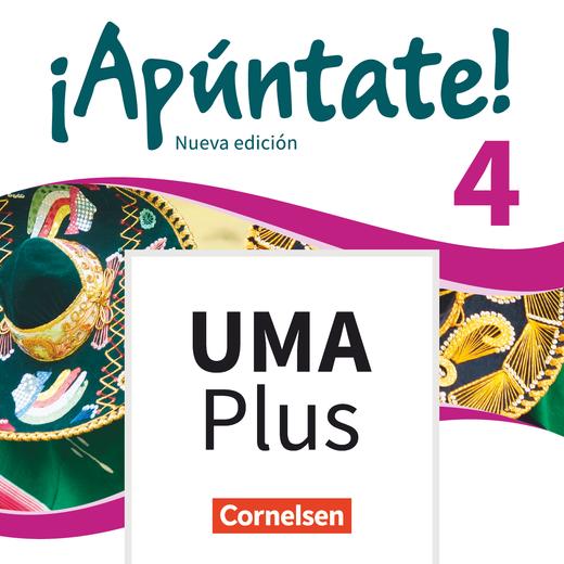 ¡Apúntate! - Unterrichtsmanager Plus - mit Download für Offline-Nutzung - Band 4