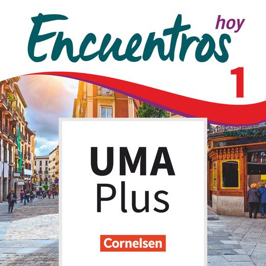 Encuentros - Unterrichtsmanager Plus - mit Download für Offline-Nutzung - Band 1