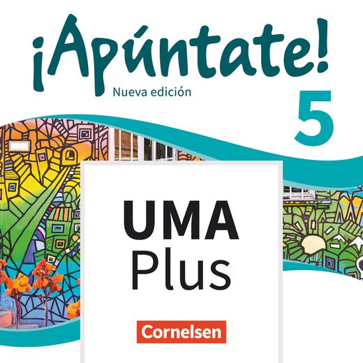 ¡Apúntate! - Unterrichtsmanager Plus - mit Download für Offline-Nutzung - Band 5