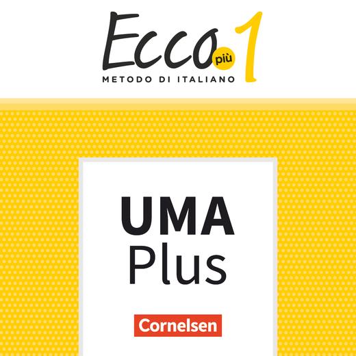 Ecco - Unterrichtsmanager Plus - mit Download für Offline-Nutzung - Band 1
