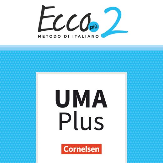 Ecco - Unterrichtsmanager Plus - mit Download für Offline-Nutzung - Band 2