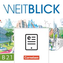 Weitblick - Kurs- und Übungsbuch als E-Book (auf scook) - B2: Band 1