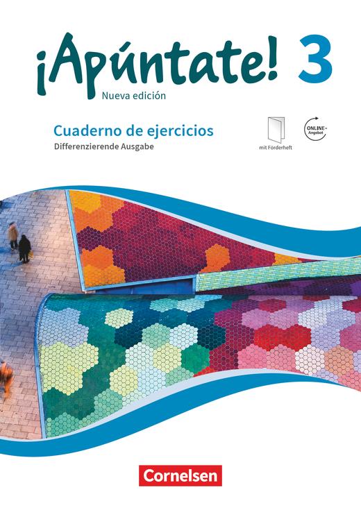 ¡Apúntate! - Differenzierende Ausgabe - Cuaderno de ejercicios - Band 3