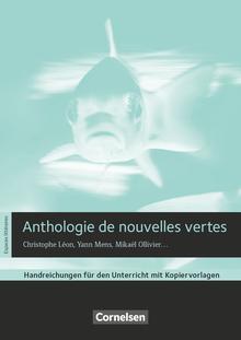 Espaces littéraires - Anthologie de nouvelles vertes - Handreichungen für den Unterricht - B1-B1+