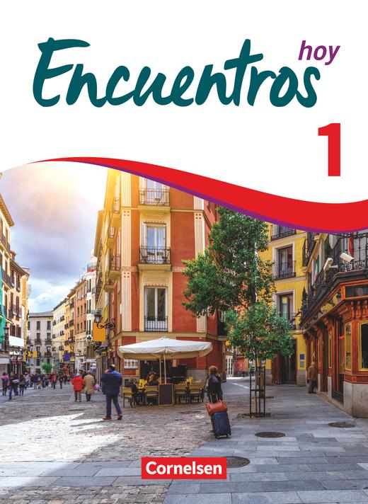 Encuentros - Schülerbuch - Band 1