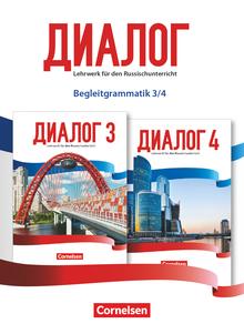 Dialog - Begleitgrammatik - Grammatikheft - Band 3-4