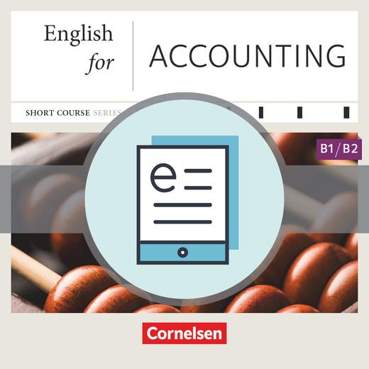 Short Course Series - English for Accounting - Kursbuch als E-Book - B1/B2