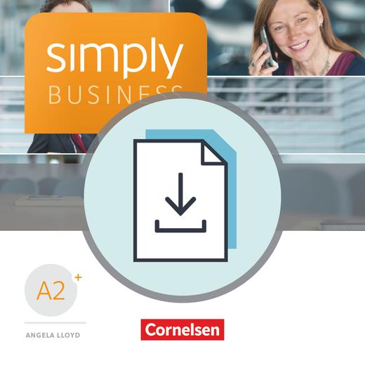 Simply Business - Leitfaden für den Einsatz von Simply Business A2+ im Bildungsurlaub - PDF-Download - A2+