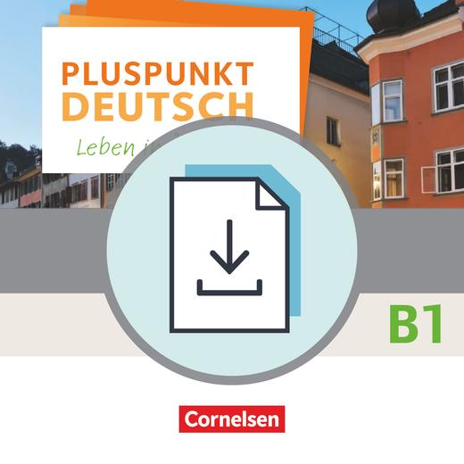 Pluspunkt Deutsch - Leben in Österreich - Glossar einsprachig als Download - B1